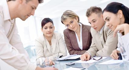 หลักสูตรคอร์สเรียนภาษาอังกฤษเพื่อการ สำหรับองค์กร