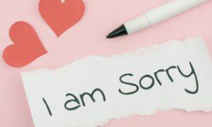 ประโยคขอโทษภาษาอังกฤษ ที่คุณควรรู้