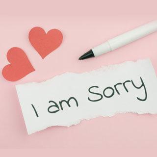บทความพัฒนาการเรียนภาษาอังกฤษ เรื่อง การกล่าวคำขอโทษเป็นภาษาอังกฤษ