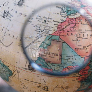 ชื่อประเทศภาษาอังกฤษ กว่า 190 ประเทศทั่วโลก