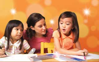 bn home course learn english kid