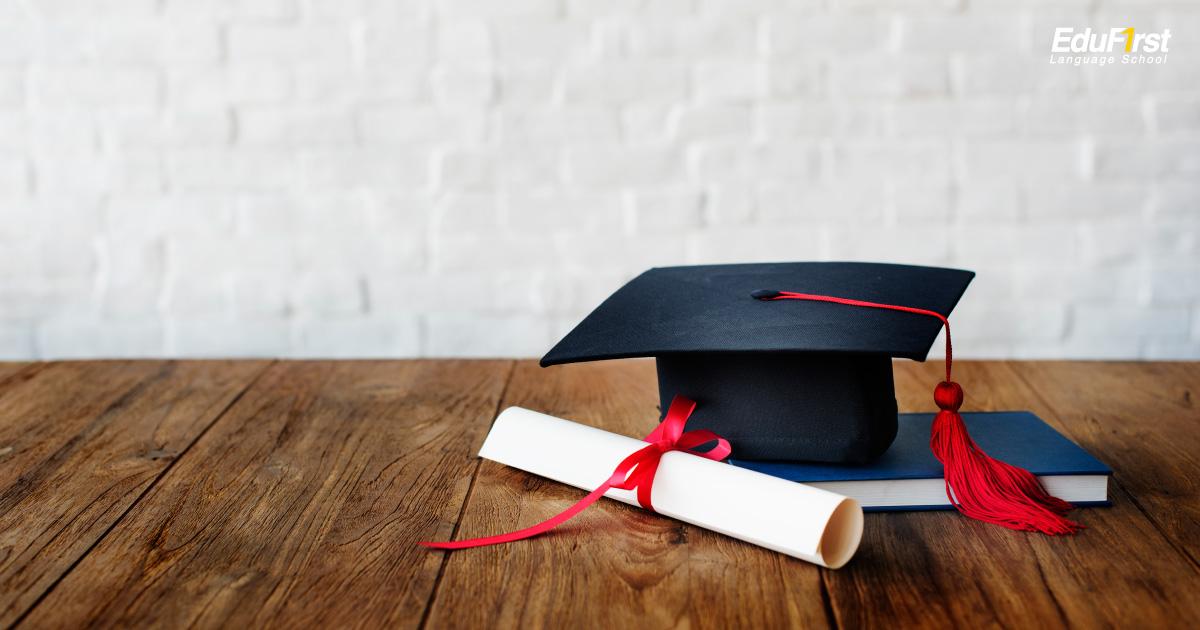 เมื่อเรียนจบคอร์ส ที่เรียนภาษาอังกฤษ ที่ดี ต้องมีการรับรองผลการเรียน