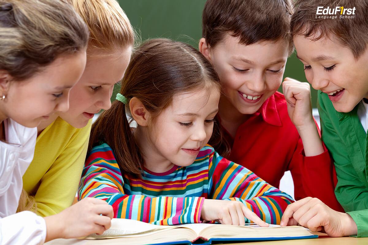คอร์สเรียนภาษาอังกฤษช่วงปิดเทอมสำหรับเด็ก Summer