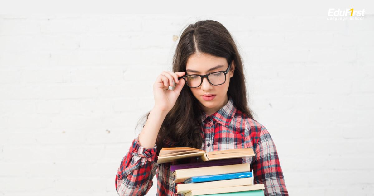 เรียนภาษาอังกฤษให้เก่ง ด้วยการอ่านภาษาอังกฤษให้มากที่สุด - โรงเรียนสอนภาษาอังกฤษ EduFirst