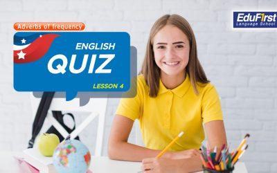 ข้อสอบภาษาอังกฤษ Adverbs of frequency พร้อมเฉลย4.2 (5)