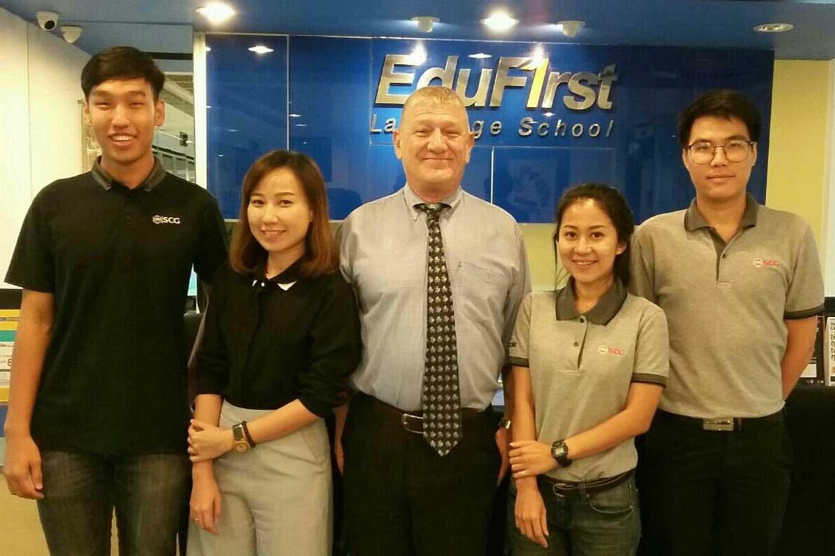 คอร์สเรียนภาษาอังกฤษธุรกิจ เน้นใช้ภาษาอังกฤษในการทำงานได้จริง พร้อมรับรองผลการเรียน - โรงเรียนสอนภาษาอังกฤษ EduFirst