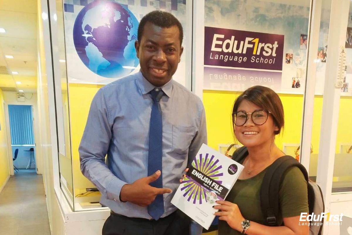 คอร์สเรียนภาษาอังกฤษตัวต่อตัว Private Lesson General English - โรงเรียนสอนภาษาอังกฤษ Edufirst