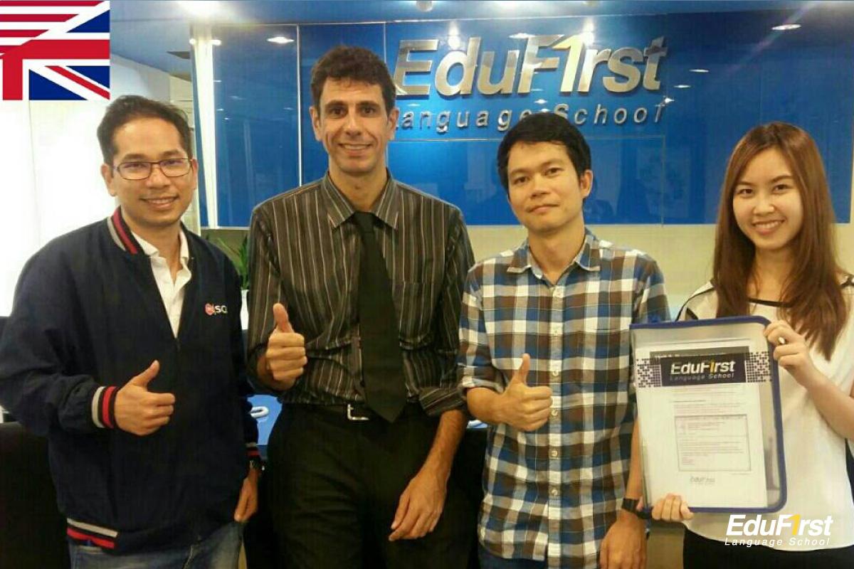 เรียนภาษาอังกฤษ ธุรกิจ สำหรับวัยทำงาน เน้นใช้งานได้จริง พร้อมรับรองผล - โรงเรียนสอนภาษาอังกฤษ EduFirst