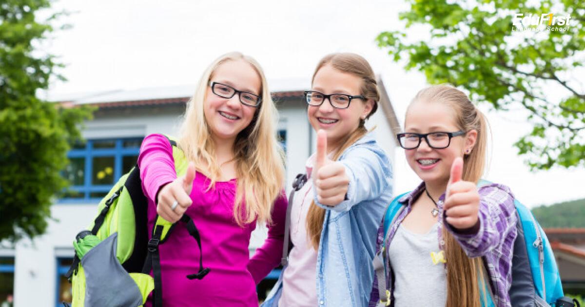 เรียนภาษาอังกฤษ สำหรับเด็กนักเรียน จำเป็นอย่างไร - โรงเรียนสอนภาษาอังกฤษ EduFirst