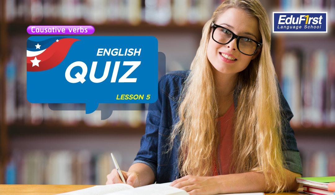 แบบทดสอบภาษาอังกฤษ ตอนที่ 5 (English Quiz Lesson 5)0 (0)