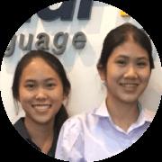 รีวิว เรื่องราวความสำเร็จของนักเรียน EduFirst น้องมะปราง & น้องบีม นักเรียนหลักสูตร คอร์สเรียนพูดภาษาอังกฤษ ตัวต่อตัว General Conversation English - Private Review