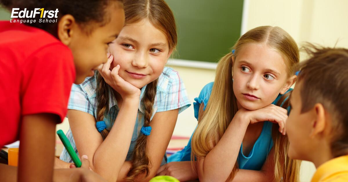 คอร์สเรียนภาษาอังกฤษที่เหมาะกับเด็กประถม เรียนคอร์สอะไรดี? หลักสูตรคอร์สเรียน Phonic, คอร์สเรียน Grammar สำหรับเด็ก - สถาบันสอนภาษาอังกฤษ EduFirst