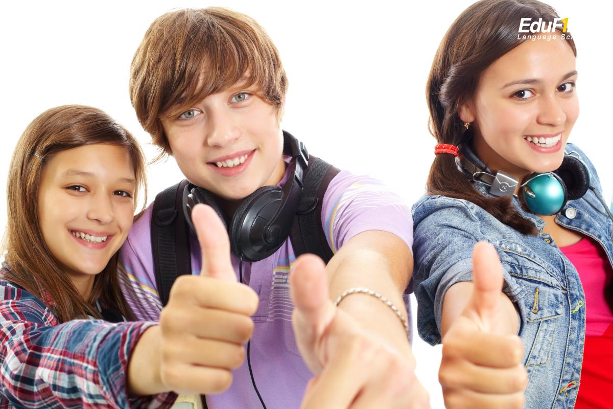 เรียนภาษาอังกฤษ คอร์สเรียนเตรียมสอบ IELTS TOEFL TOEIC เพื่อการเป็นนักศึกษา เรียนอินเตอร์ ในหลักสูตรนานาชาติ - สถาบันสอนภาษาอังกฤษ EduFirst