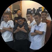 Review เรียนภาษาอังกฤษ เตรียมสอบของนักเรียนมัธยม สาธิตประสานมิตร หลักสูตรคอร์สเรียน IELTS เตรียมสอบ - โรงเรียนสอนภาษาอังกฤษ EduFirst