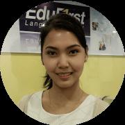 รีวิวเรียนภาษาอังกฤษจากน้องออย คอร์สเรียน TOEIC และ คอร์สเรียนสนทนาภาษาอังกฤษ General Conversation English -  โรงเรียนสอนภาษาอังกฤษ EduFirst