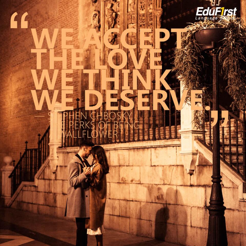 """คำคมภาษาอังกฤษสั้นๆ ความหมายดี inspirational quotes """"It is never too late to be what you might have been."""" คำคมของ George Eliot แปลว่า ไม่เคยมีคำว่าสายเกินไปที่จะเป็นในสิ่งที่คุณอยากจะเป็น - เรียนภาษาอังกฤษ บทความของ สถาบัน EduFirst"""
