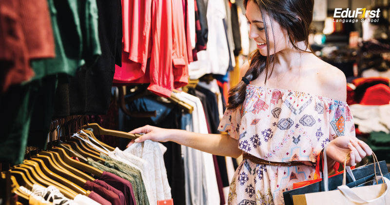 เรียนภาษาอังกฤษธุรกิจ บทสนทนาภาษาอังกฤษเกี่ยวกับการซื้อขาย - สถาบันสอนภาษาอังกฤษ EduFirst
