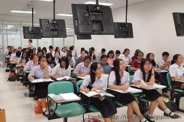 เรียนพิเศษภาษาอังกฤษที่สถาบันกวดวิชาทั่วไป ข้อดี-ข้อเสีย มีอะไรบ้าง