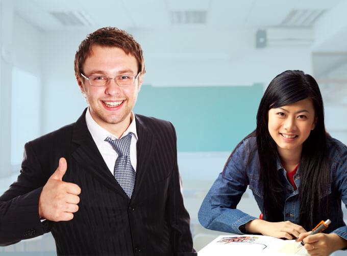 คอร์สเรียนภาษาอังกฤษตัวต่อตัว สำหรับผู้ใหญ่