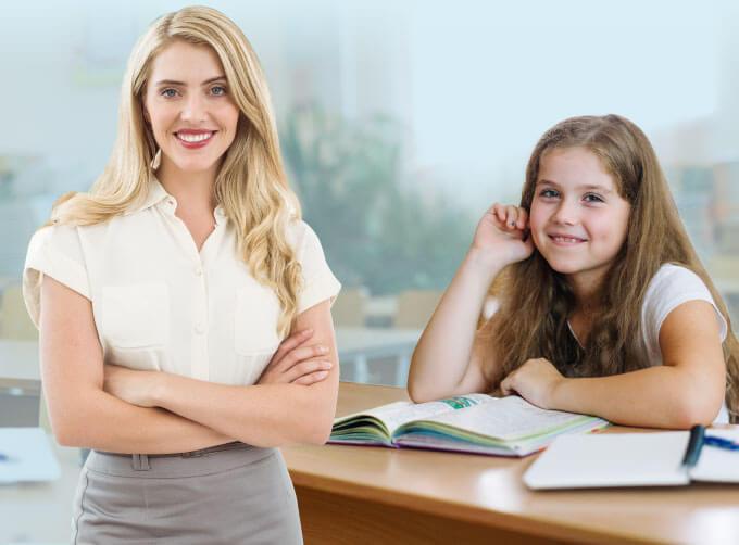 คอร์สเรียนภาษาอังกฤษตัวต่อตัว สำหรับเด็ก