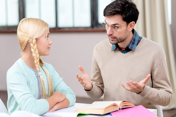 คอร์สเรียนภาษาอังกฤษตัวต่อตัว เด็กประถม มัธยม