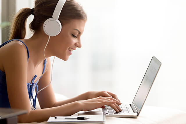 คะแนนสอบโทอิค การฟัง TOEIC Listening Test