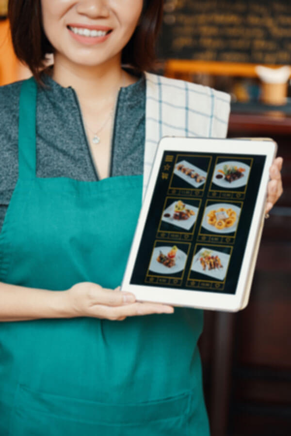 บทสนทนาภาษาอังกฤษร้านอาหาร แนะนำเมนูอาหาร
