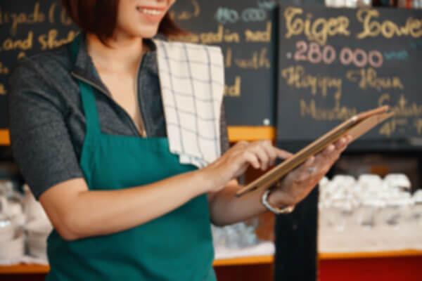 บทสนทนาภาษาอังกฤษในร้านอาหาร การรับออเดอร์ ลูกค้า
