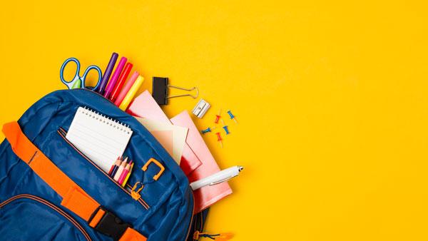 เครื่องเขียนภาษาอังกฤษ สิ่งของและอุปกรณ์ในโรงเรียน