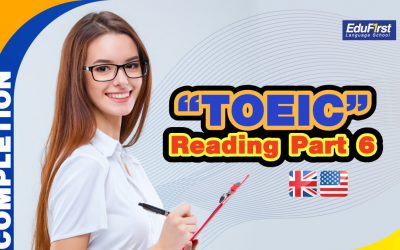 ข้อสอบ TOEIC Reading Part 6 (Text completion)5 (1)