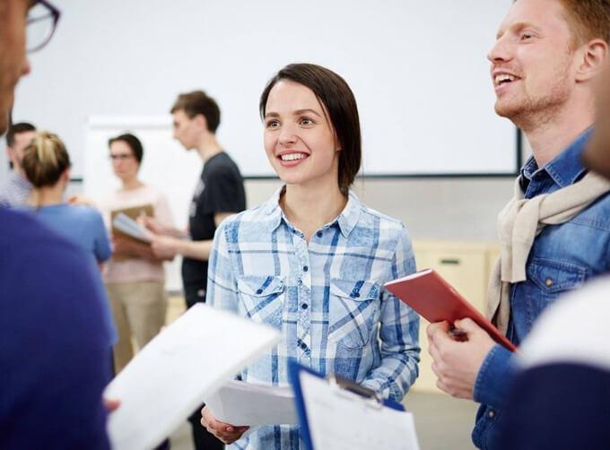 คอร์สเรียน TOEIC (TOEIC preparation course) ติว TOEIC เรียนภาษาอังกฤษ สำหรับเตรียมสอบ ติวโทอิค โดยผู้เชี่ยวชาญ   - คอร์สเรียนภาษาอังกฤษ สถาบันสอนภาษาอังกฤษ EduFirst