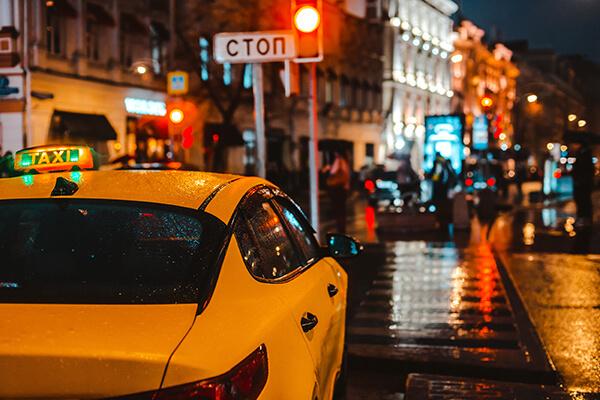 ประโยคบอกทางภาษาอังกฤษ การเดินทางด้วย Taxi  ตัวอย่างบทสนทนา - เรียนภาษาอังกฤษ สถาบันสอนภาษาอังกฤษ EduFirst