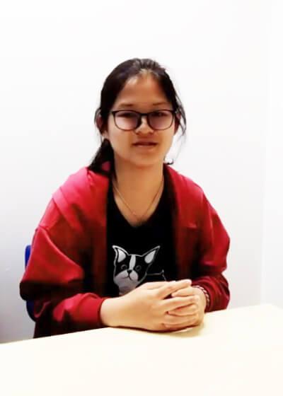 รีวิว คอร์สเรียนแกรมม่าภาษาอังกฤษ จากน้องปแหลังจากเรียน Grammar  เก่งแกรมม่ามากขึ้นกว่าเดิม เยอะเลยค่ะ - เรียนภาษาอังกฤษ Grammar โรงเรียนสอนภาษาอังกฤษ EduFirst