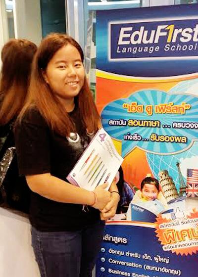 เรียนภาษาอังกฤษ สำหรับนักศึกษา รีวิวคอร์สเรียนแกรมม่า และคอร์สการเขียนภาษาอังกฤษ เอ็ด ดู เฟิร์สท์ - โรงเรียนสอนภาษาอังกฤษ