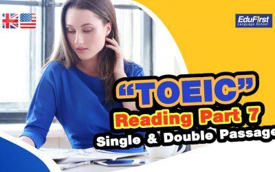 ข้อสอบโทอิค TOEIC Reading Part 75 (1)