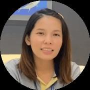 ความคิดเห็นของผู้เรียน หลักสูตรอบรม ภาษาอังกฤษ EduFirst  - Natnapa Punyanon ผู้ช่วยผู้จัดการ QC Unicode