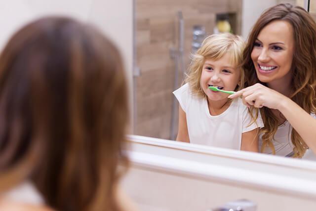 ประโยคภาษาอังกฤษสำหรับเด็ก อาบน้ำ, แปรงฟัน บทสนทนาแม่กับลูกภาษาอังกฤษ