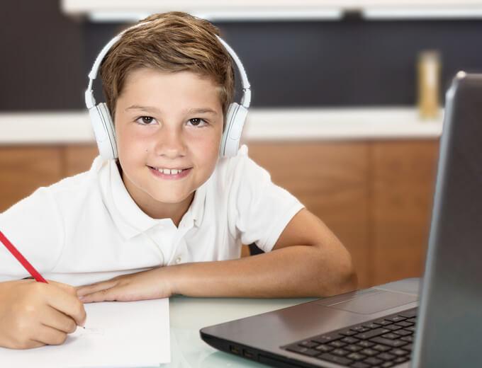 คอร์สเรียนภาษาอังกฤษออนไลน์ ตัวต่อตัว สำหรับเด็ก