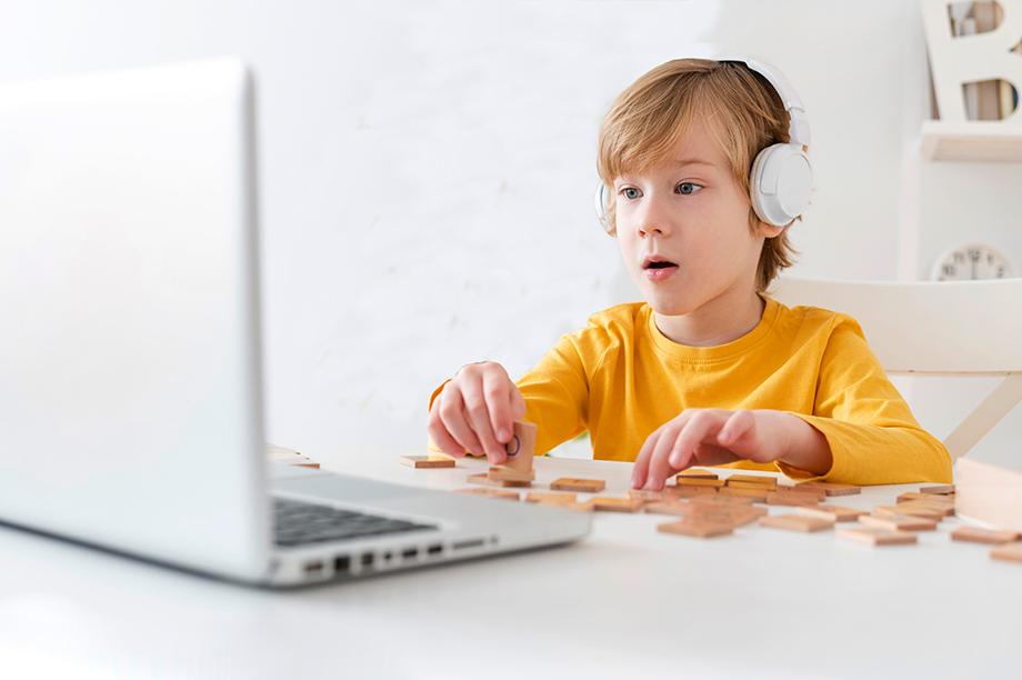 เรียนภาษาอังกฤษออนไลน์ตัวต่อตัว สำหรับเด็ก