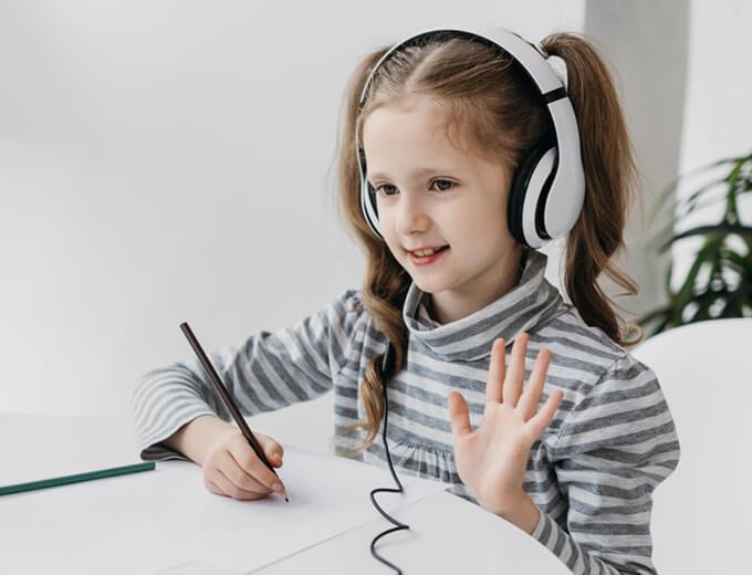 คอร์สเรียนภาษาอังกฤษออนไลน์  ตัวต่อตัว เด็กเล็ก อนุบาล, ประถม